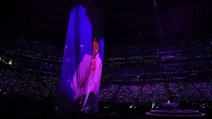 Justin Timberlake paid tribute to Minneapolis' native son Prince at the Super Bowl