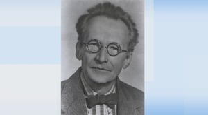 Professor Erwin Schrödinger devised the 1943 series and delivered it at Trinity College Dublin
