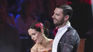 Maia Dunphy and Robert Rowinski