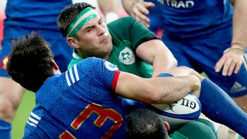 """CJ Stander: """"In the first six phases you think, 'do I still have enough left in me?'"""""""
