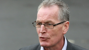 Gerry Kelly said he borrowed the bolt cutters from the gym to remove the clamp