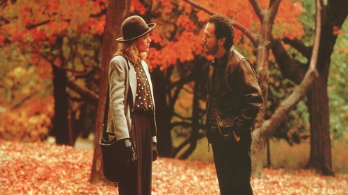 Meg Ryan and Billy Crystal in When Harry Met Sally