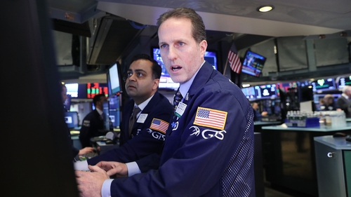 Dow Jones and S&P follow European markets lower today