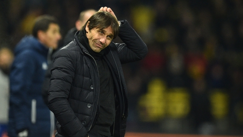 Antonio Conte is not ready to walk away from Chelsea just yet