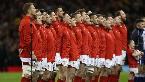 6N: Wales unchanged for England at Twickenham