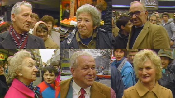 Dubliners on the Dublin Millennium (1988)