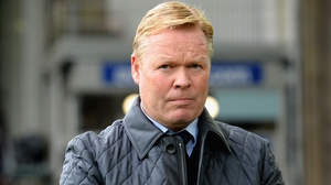 Ronald Koeman takes over his native country