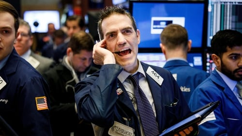 Shares on Wall Street see more big falls last night