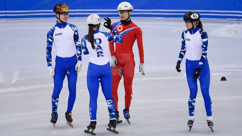 Russians competed under a neutral flag at the recent Winter Games