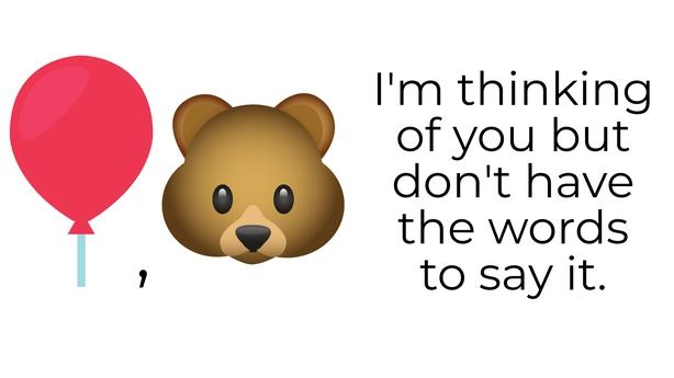People creating 'secret languages' with emojis