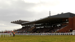 Officials at Fairyhouse were concerned by the threat of overnight frost