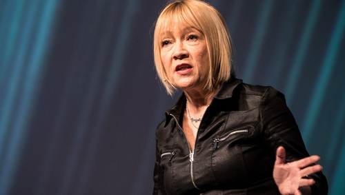 Tech founder Cindy Gallop at Dublin Tech Summit 2017