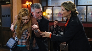 Robbie and Carol row on Fair City