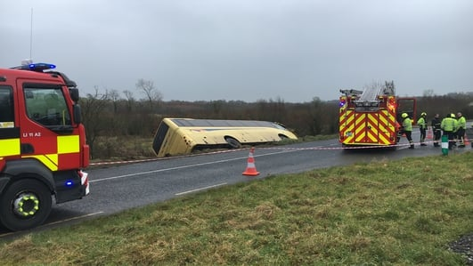 Limerick School Bus Crash