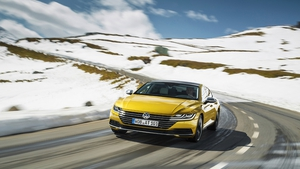 The Volkswagen Arteon represents a premium segment move for Volkswagen.