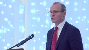 Simon Coveney said the clock is ticking on trade decision