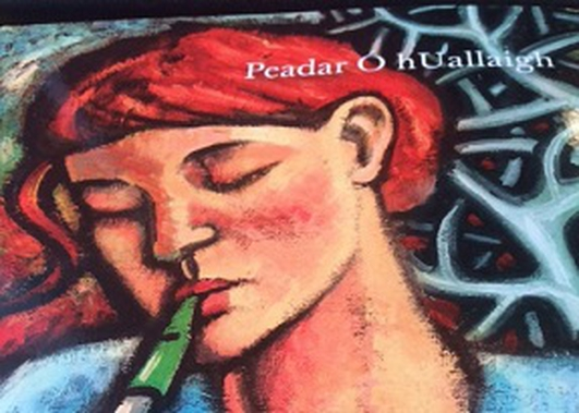 Peadar Ó hUallaigh;Cnuasach nua filíochta dá chuid le seoladh tráthnona de Sathairn