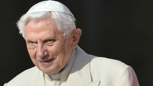 The former Pope says his physical strength is in 'slow decline'