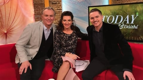 Today with Maura and Daithi