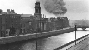 The Public Record Office of Ireland was destroyed by fire in 1922