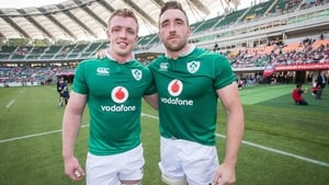Dan Leavy and Jack Conan are likely to come into the Ireland team to face Italy