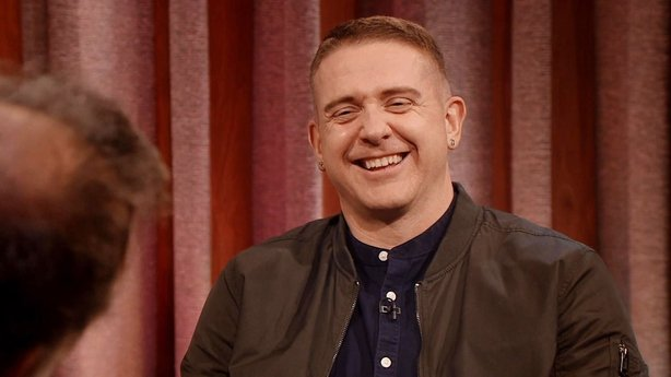 Damien Dempsey on The Tommy Tiernan Show