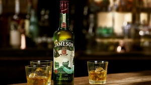 Jameson has seen exponential growth over the past year with 7.3 million cases sold, up from 500,000 cases during the mid-90s