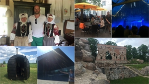 Escaping mass tourism in Estonia