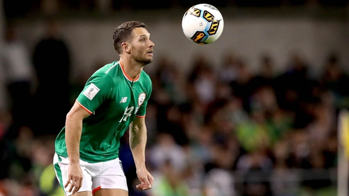 Wes Hoolahan has called it a day with Ireland