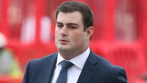Rory Harrison denies charges of perverting the course of justice and withholding information