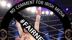 Michael Conlan has changed his Twitter profile picture in a show of solidarity with his management company