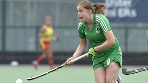 Katie Mullan opened the scoring for Ireland