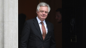 David Davis appeared before the Commons Exiting the European Union Committee