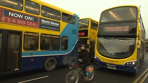 The BusConnects plan will see a redrawing of the Dublin Bus network