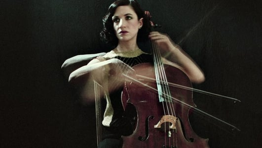 Laura Moody, performer at the Spike Dublin Alternative Cello Festival