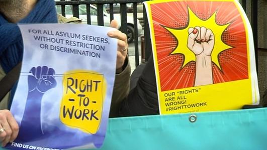 Asylum Work