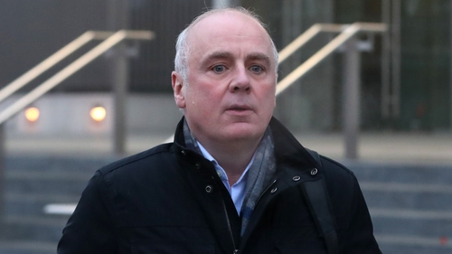 David Drumm has pleaded not guilty