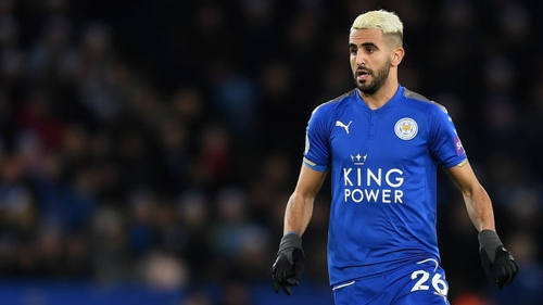 Riyad Mahrez wanted to leave Leicester in January