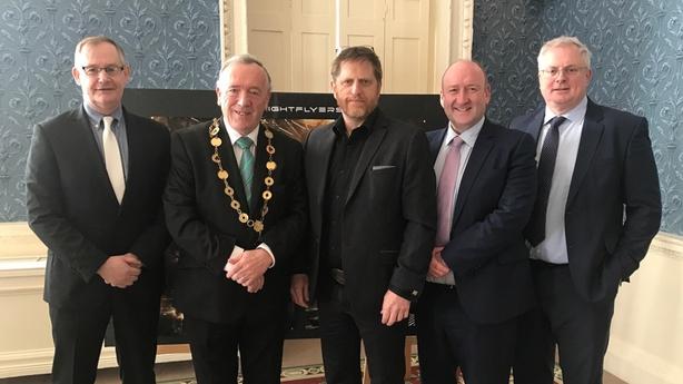 Production of Netflix drama begins in Limerick studios