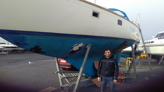 """Review of """"The Mercy"""" and Gregor McGuckin on his preparation for the rerun of the Golden Globe Race"""