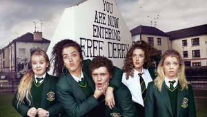 Derry Girls is back later this year