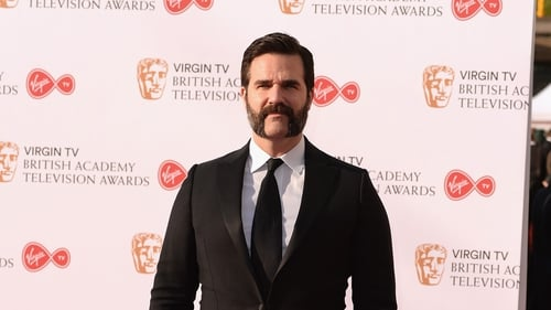 """Rob Delaney -""""My wife and Henry's older brothers and I are devastated of course""""."""