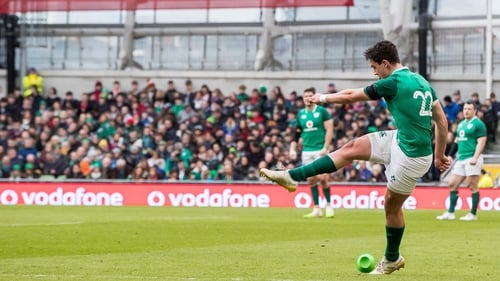 Joey Carbery at 10 was the biggest surprise of Joe Schmidt's selection