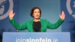 New Sinn Féin President, Mary Lou McDonald | The Week in Politics