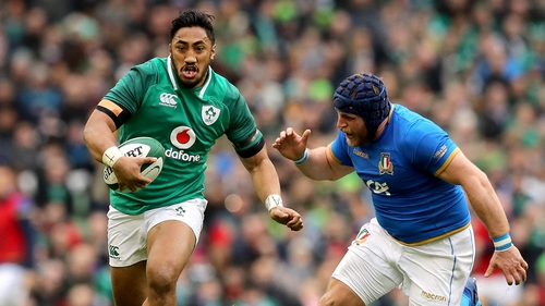 Ireland are due to play Italy in Dublin on 7 March
