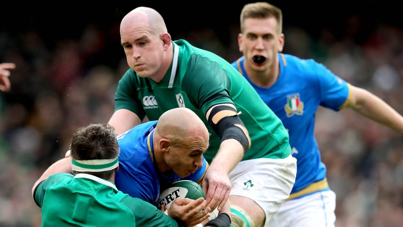 Ireland Is A Great Side And When They Play Under Pressure Are Very Good