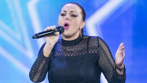 Linda McLoughlin gave a powerful performance on Ireland's Got Talent