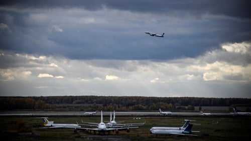 Russian Passenger Jet With 71 Aboard Crashes Near Moscow
