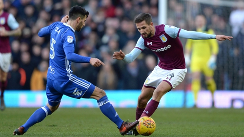 Villa beat Birmingham in derby to maintain promotion charge