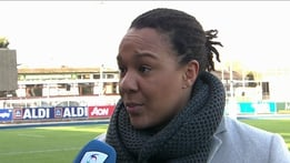 Sophie Spence on how Ireland played   Six Nations Extras